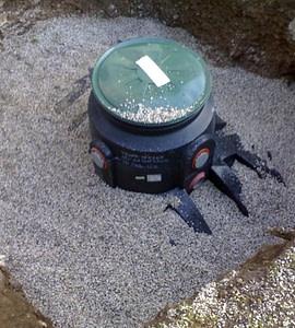 Vgradnja rezervoarja za deževnico